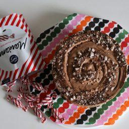 Vegaaninen Marianne -kakku