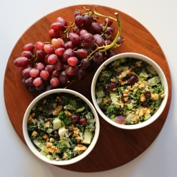 Lehtikaali waldorf-salaatti